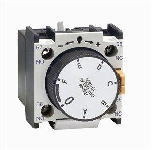 chinT nc1-f5-t4Pneumatische Timer, 10-180Sekunden On Delay -