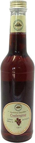 Brandenburg-Spezialitäten Frank Freiberg - Fercher Cranberry Sirup - 350 ml