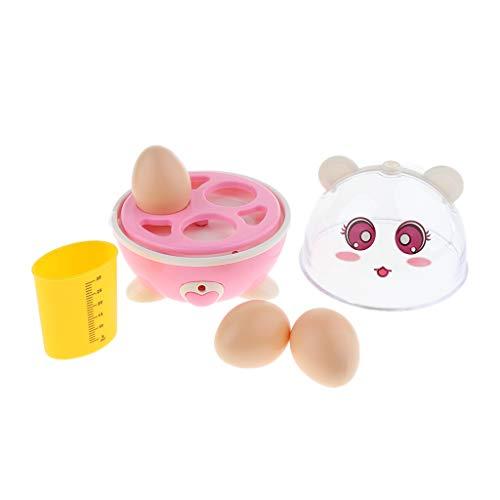 Homyl Kinderküche Rollenspiel Küchengeschirr Elektrischer Eierkocher Elektrogerät Kinderspielzeug