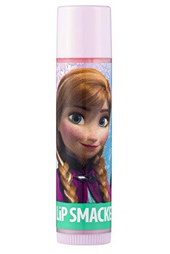 Markwins – Disney Frozen Lip Smackerim Anna Print - Lippenpflegestift mit Strawberry Shake...