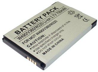 Lithium-Akku fur Motorola W220, W408g, W490, V325, V325i Motorola V325i