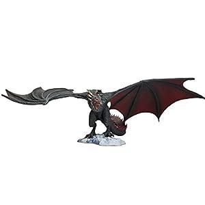 Juego de Tronos- Réplica Game of Thrones Figura Drogon 33cm, Multicolor (MC Farlane MCF10656-5) 1