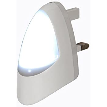 Sensky BS126 Plug In LED Night Light with Dusk till Dawn Daylight