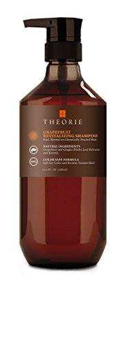 Theorie Grapefruit Revitalizing Shampoo, 400ml by Theorie