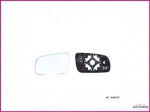 Preisvergleich Produktbild Spiegelplatte Rückspiegel Glas Hellblau 11364