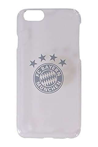 Back Cover Apple iPhone 6 6S FC Bayern München (Transparent)