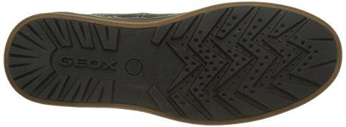 Geox Herren U Mattias B Abx B Chukka Boots Grau (Anthracitec9004)