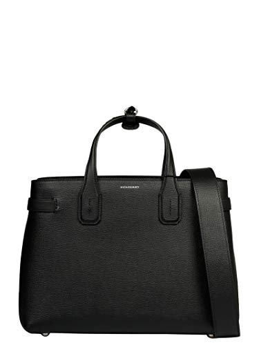BURBERRY Luxury Fashion Damen 8006323O Schwarz Handtaschen | Jahreszeit Permanent -