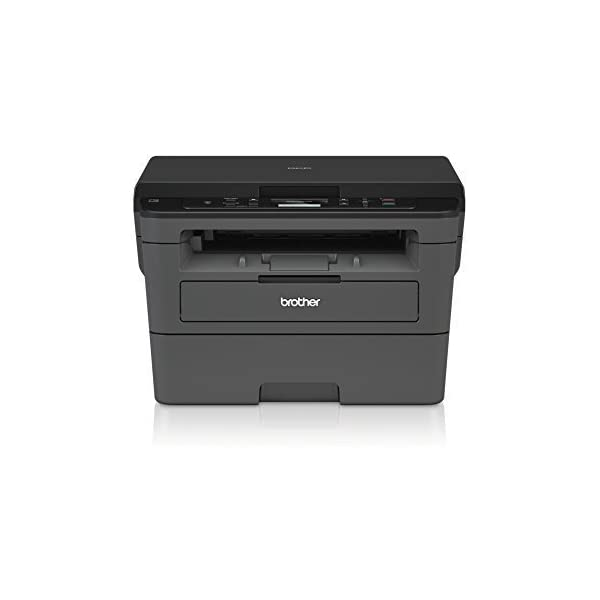 Brother DCP-L2510D Mono Laser Printer | A4 | Print, Copy Scan & Duplex Two-Sided Printing 31q DKR 2BNuL
