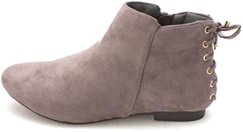GC. Shoes Frauen Pumps Rund Fashion Stiefel
