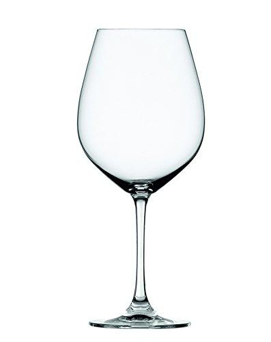 Spiegelau & Nachtmann Verre en Cristal, Salute, Verre, Transparent, 24.7 x 10.8 x 10.8 cm