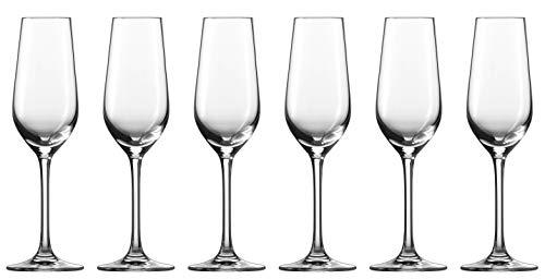 Schott Zwiesel BAR Special 6-teiliges Set Sherryglas, Glas, transparent, 20 x 14 x 20.1 cm, 6-Einheiten Sherry Glas