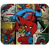 leonardcustom- personalizada Rectángulo de goma antideslizante alfombrilla de ratón Gaming Mouse Pad/mat- Marvel Superhero Spider-man–lcmpv478