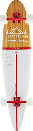 TEMPISH 106001042, Longboard Unisex - Adulto, White, Standard