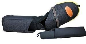 """Manche pour morsure de chien Dean & Tyler - """"DT TRIBITE"""" - Nouvelle protection révolutionnaire pour l'entraînement des chiens fabriquée à la main - bras gauche !!! Parfait pour professionnels et débutants !!!"""