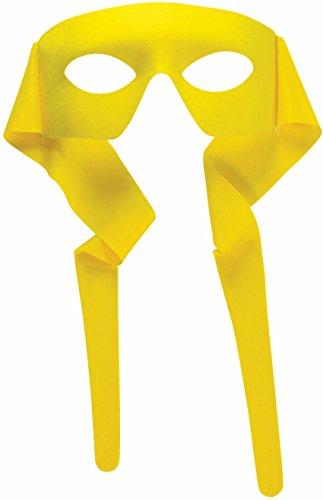 Preisvergleich Produktbild Masked Man Cloth Eye Mask Yellow