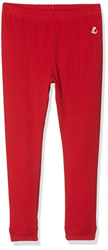 Petit Bateau Baby-Mädchen Leggings Caleçon Long_4555303, Rot (Terkuit 03), 92 (Herstellergröße: 24M/86cm) (Petite-leggings)