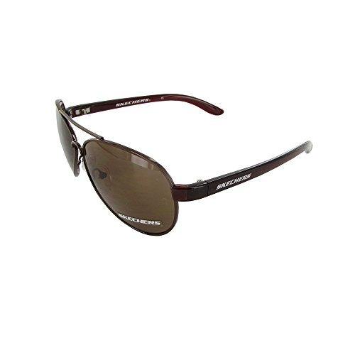 Skechers Unisex SK 6002 Childs Fashion Sunglasses brown