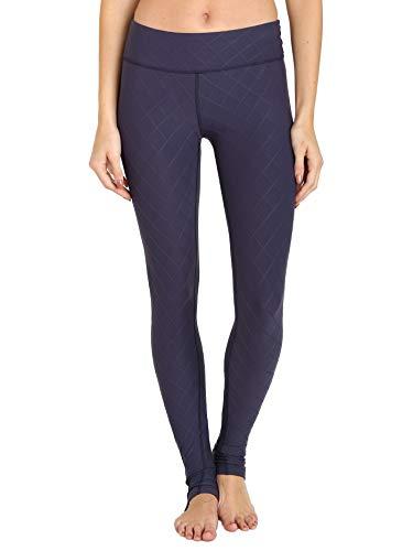 Beyond Yoga Quilt Long Legging Blu Navy, Blau