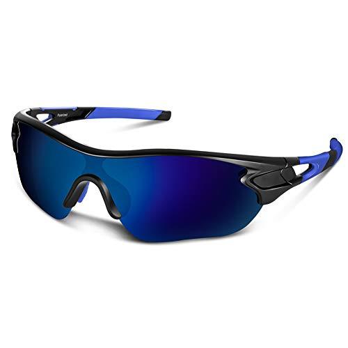 800fa61585 Bea Cool Gafas de Sol polarizadas Deportivas para Hombres, Mujeres,  jóvenes, béisbol, Ciclismo, Correr, Conducir, Pescar, Golf, Motocicleta,  TAC, Gafas ...