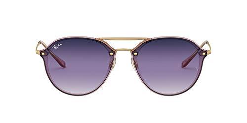 Ray-Ban Unisex-Erwachsene 0RB4292N Sonnenbrille, Pink, 61