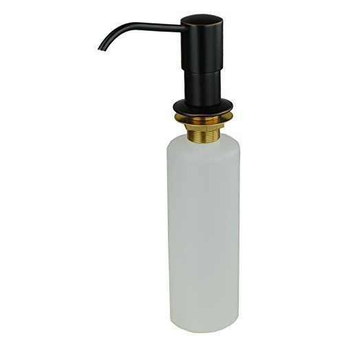 Kitchen Sink Soap/Lotion Dispenser Finish: Oil rubbed bronze by Builders Shoppe