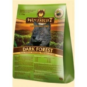WOLFSBLUT Trockenfutter DARK FOREST Wildfleisch + Süßkartoffel Adult für Hunde 15,0 kg - 3