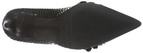 Zinda - 2659, Scarpe col tacco Donna Nero (Nero (Negro))