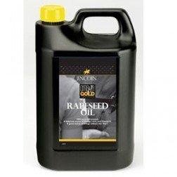 Lincoln Omega Oro Semilla de colza Aceite - Poni Suplementos - 4 litros