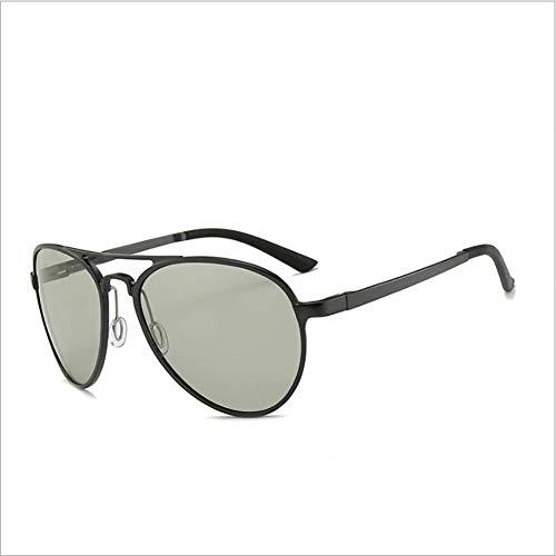 Delilya Fahren polarisierte Sonnenbrille, Vintage Retro Original Pilot verspiegelte Spiegellinse polarisierte Sonnenbrille Brille Air Force Unisex Vintage Objektiv UV-Schutz