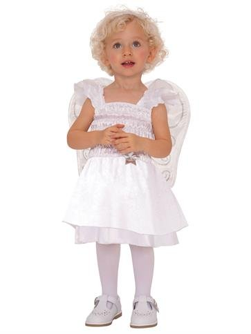 Wappenrock Kostüme (Kleiner Engel - Kleinkind)