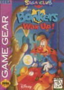 Bonkers Wax up !! Game Gear