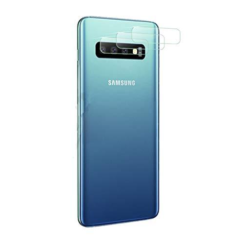 Diman [3 Stück] Kamera Panzerglas Kompatibel für Samsung Galaxy S10/S10 9H Härte, Anti-Kratzen Camera Lens Protector Schutzglas Displayschutzfolie für Samsung Galaxy S10/S10 Plus