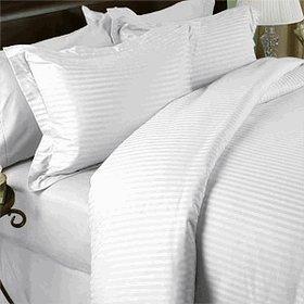550-thread-count 3Knopfverschluß, Bettbezug Set, 100Prozent Baumwolle, Satin, 100% Baumwolle Full/Queen Schwarz ()
