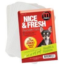 Artikelbild: Mikki Hygiene-Pads für Hunde-Packs von 10 (Größe: Small / Medium), einen Artikel