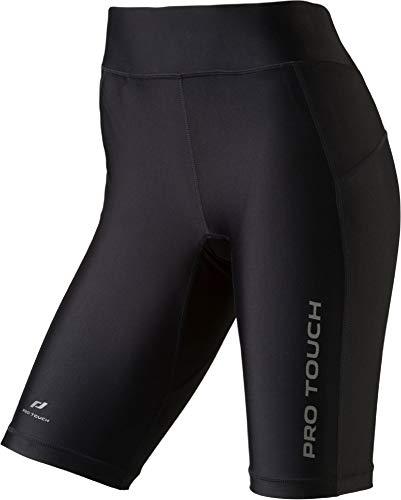 Pro Touch Raimonda Damen Kompressions-Shorts, schwarz, 38