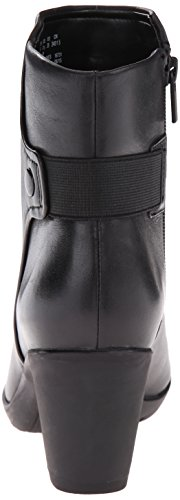 Clarks Lucette Jewel Boot Black Leather