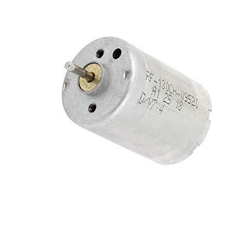 Aexit DC Schrank-Zubehör 1.5V-9V 7400RPM Mikro Motor für RC Hobby Model Scharniere Spielzeug de