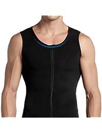 body it e magliette uomo Amazon camicia Intimo Canottiere p1w6xxZq
