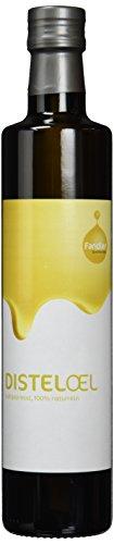 Fandler Distelöl, 1er Pack (1 x 500 ml)