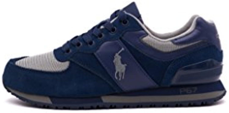 Polo Ralph Lauren Slaton Pony Navy/NAV Sneaker Mann