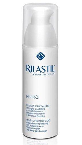 Rilastil Micrò Fluido Viso Idratante 50 ml