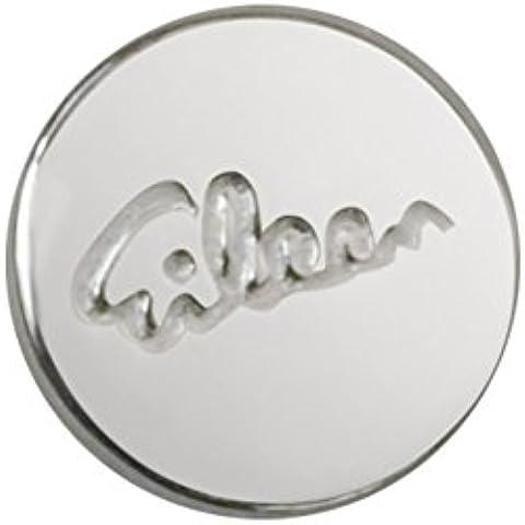ZWX unghie fungo bianco semplice degli uomini/Orecchino fresco moda coreana/ ragazzi gioielli dell'orecchio-B - Rosa Anelli Dell'orecchio