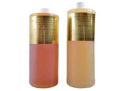 leatherique Erneuerung Öl & Prestine reinigen (Twin Pack) Leder Cleaner & Conditioner: 2x 250ml - Kollagen-erneuerung