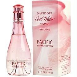 Davidoff Cool Water Woman Sea Roe Parcific Summer Eau de Toilette 100 ml