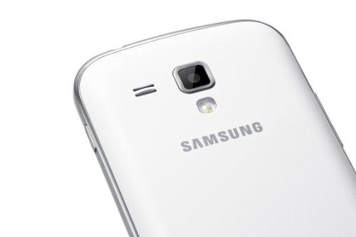 "Samsung Galaxy Trend GT-S7560 Smartphone Ecran tactile 4"" (10,2 cm) Android 4.0.4 Ice Cream Sandwich Bluetooth Wi-Fi Blanc - 8"