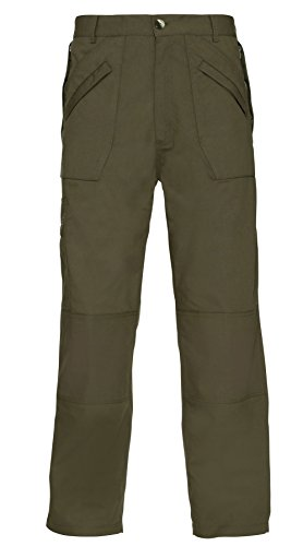 Champion Wenlock Mens Classic Lightweight Poly Cotton Chino Trouser 2 Lengths