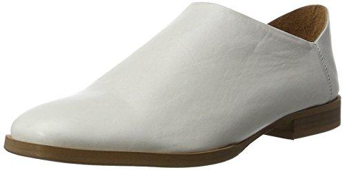 Bianco Barbouche Slip In Jfm17, Mocassins Femme Gris