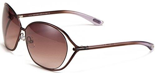 TOM FORD FT0157-48F Damen Fashion Voll-rim Sonnenbrille
