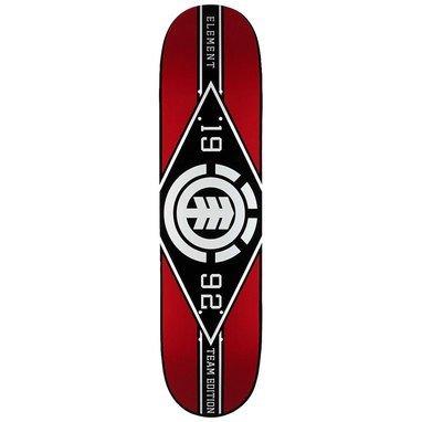 skateboard-deck-element-major-league-shape-18-825-a-tinta-unita-taglia-unica